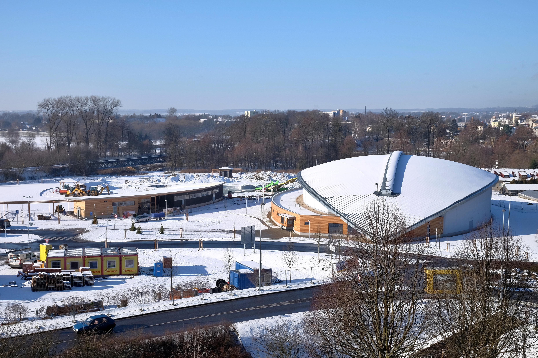 Turnov, Zimní Stadion
